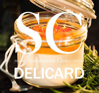 Delicard Scandinavian Choice