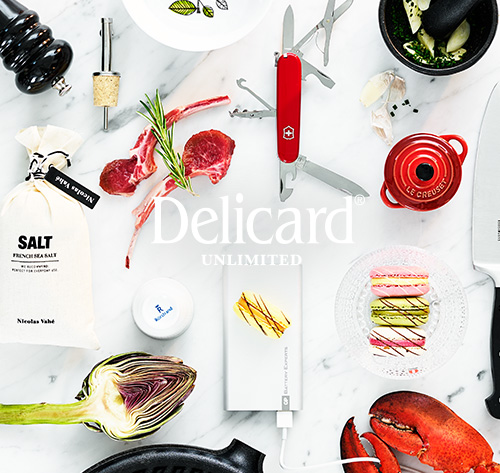 Delicard Unlimited