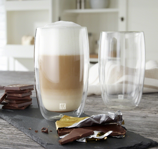 Zwilling latte/smoothiemuggar 2 st