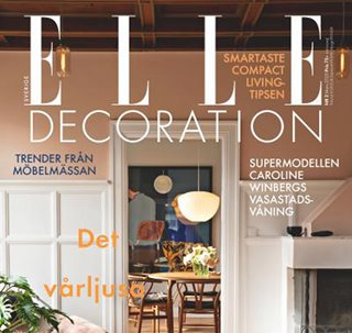 Elle Decoration, 6 nummer
