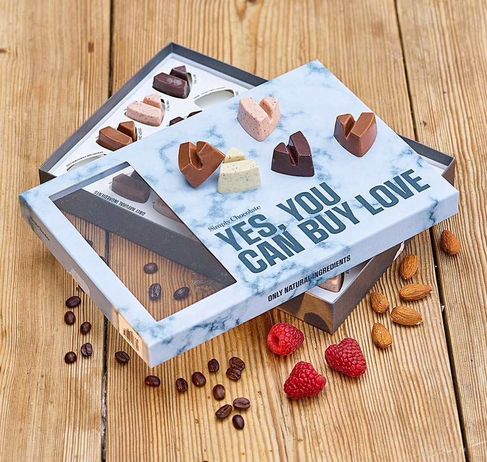 Yes, you can buy love - chokladask